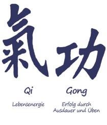 Qi, Einklang, Lebensenergie
